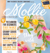 Mollie Makes - Issue 96 - 2018 - Immediate Media