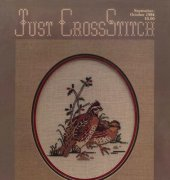 Just CrossStitch - Vol. 2 No. 3 - September-October 1984 - Hoffman Media Inc.