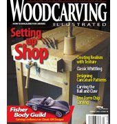 Wood Carving Illustrated - Issue 38 - Spring 2007 - Fox Chapel Publishing