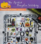Halloween Spooky Sampler - Amanda Jennings and Ashleigh Gilberson - The Frosted Pumpkin Stitchery
