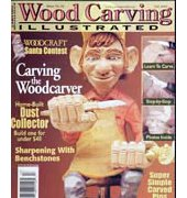 Wood Carving Illustrated - Issue 16 - Fall 2001 - Fox Chapel Publishing