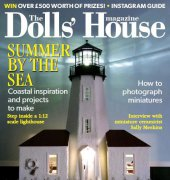The Dolls' House - Issue 206 - July 2015 - GMC Publications
