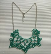 necklace green - unknown web