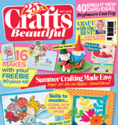 Crafts Beautiful - Issue 320 - July 2018 - Aceville Publications Ltd