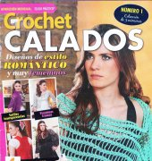 crochet openwork - number 1 - 2011 - Evia Editions - spanish