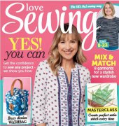 Love Sewing - Issue 52 - 2018 - Practical Publishing International Ltd