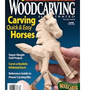 Wood Carving Illustrated - Issue 48 - Fall 2009 - Fox Chapel Publishing