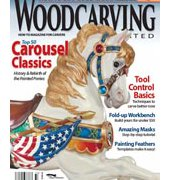 Wood Carving Illustrated - Issue 39 - Summer 2007 - Fox Chapel Publishing