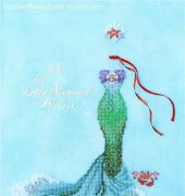Number 8 - The Little Mermaid -The Fairy Tale Princess Dress-Up Collection - Brooke Nolan - Brooke's Books Publishing
