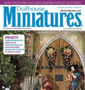 Dollhouse Miniatures - Issue 42 - November/December 2014 - Ashdown Broadcasting