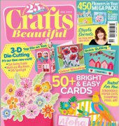 Crafts Beautiful - Issue 321 - August 2018 - Aceville Publications Ltd
