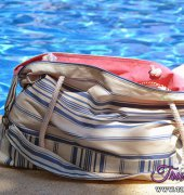 Beach Bag Tutorial - Pauline Alice - Sewing Patterns - free