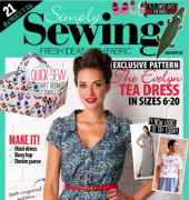 Simply Sewing - Issue 45 - 2018 - Immediate Media Co.