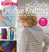 The Best of Creative Knitting - October 2017 - Annie's Publishing