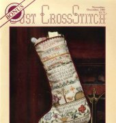 Just CrossStitch - Vol. 3 No. 4 - November-December 1985 - Hoffman Media Inc.