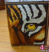 Tiger wallet - unknown