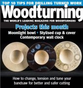 Woodturning - Issue 301 - January 2017 - The GMC Group