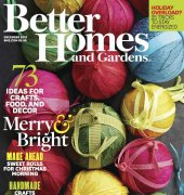 Better Homes and Gardens - December 2015 - Meredith Corporation