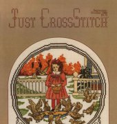 Just CrossStitch - Vol. 3 No. 3 - September-October 1985 - Hoffman Media Inc.