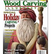 Wood Carving Illustrated - Issue 29 - Holiday 2004 - Fox Chapel Publishing