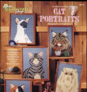 Cat Portraits - 963120 - Mike Clark - The Needlecraft Shop