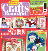 Crafts Beautiful - Issue 323 - October 2018 - Aceville Publications Ltd