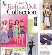 Crochet Fashion Doll Collection - 874057 - Annies Attic