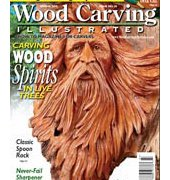 Wood Carving Illustrated - Issue 30 - Spring 2005 - Fox Chapel Publishing
