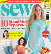 Sew Style and Home - Issue 112 - July 2018 - Aceville Publications