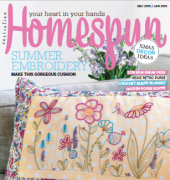 Australian Homespun - Issue 187 - Dec 2018 Jan 2019 - Universal Media Co