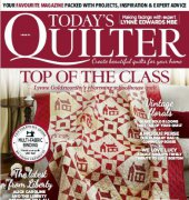 Today's Quilter - Issue 32 - 2018 - Immediate Media Co