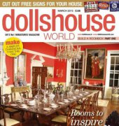 Dolls House World - Issue 270 - March 2015 - Ashdown