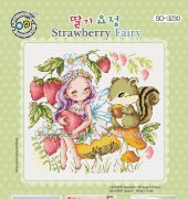 strawberry fairy - SO 3230 - soda - korean