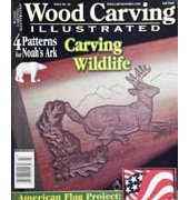 Wood Carving Illustrated - Issue 20 - Fall 2002 - Fox Chapel Publishing