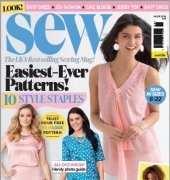 Sew Style and Home - Issue 108 - March 2018 - Aceville Publications