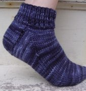 Easy socks for beginners - Stacey Trock - French - Free