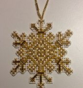 Gold Crystal Ornament - Mill Hill
