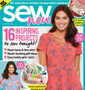Sew Now - Issue 23 - 2018 - Practical Publishing International
