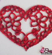 Heart - aki tatting