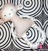 Lilly Lamb - Bit of Whimsy Dolls