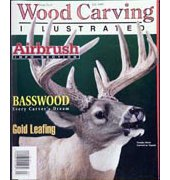 Wood Carving Illustrated - Issue 8 - Fall 1999 - Fox Chapel Publishing