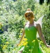 Tinkerbell Dress - Julia