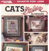 Cats Galore - Leaflet 2821 - Leisure Arts