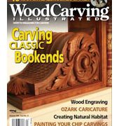 Wood Carving Illustrated - Issue 35 - Summer 2006 - Fox Chapel Publishing