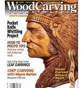 Wood Carving Illustrated - Issue 32 - Fall 2005 - Fox Chapel Publishing