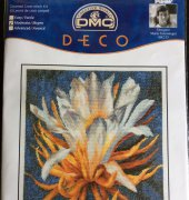 Flower - BK213 - Deco - DMC
