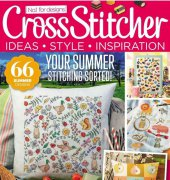 Cross Stitcher - Issue 332 - Summer 2018 - Dennis Publishing Ltd