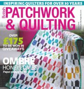 British Patchwork and Quilting - Issue 293 - June 2018 - Traplet