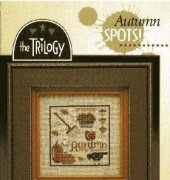 Autumn Spots - Ruth Sparrow Gendron, Cecilia Turner, Marsha Worley, and Elizabeth Newlin - The Trilogy