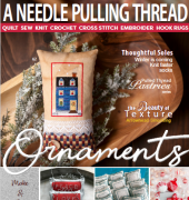 A Needle Pulling Thread - Issue 48 - 2018 - Ontario Media Development Corp